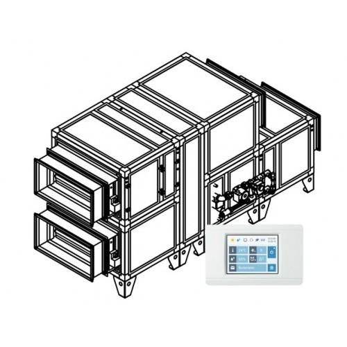 Приточно-вытяжные установки Breezart Aqua RR с рекуператором