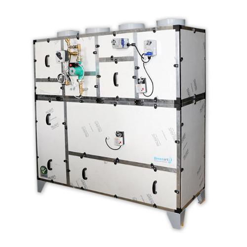 Приточно-вытяжная установка Breezart Aqua Pool RP с рекуператором