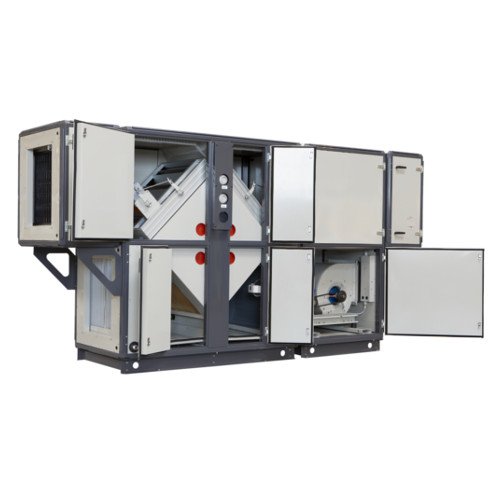 Вентиляционные установки Dantherm DanX XKS для плавательных бассейнов